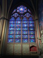 Notre Dame de Paris, Chapelle Saint Georges, ©. Striegel